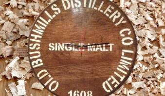 Bushmills Clock