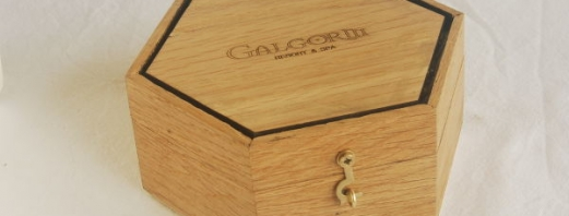 Galgorm Wedding Lock Box