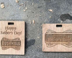 Personalised Bottle Tags