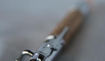 Silver Pen Bolt